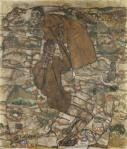 Egon Schiele Entschwebung (Die Blinden ll) 1915 Leopold Museum