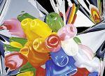 Jeff Koons Tulips 1995 98 priv coll