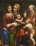 Bernardino Luini ca 1530 Pinacoteca Ambrosiana