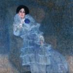 Gustav Klimt Marie Henneberg 1901 02 Stiftung Moritzburg Kunstmuseum Sachsen-Anhalt