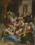 Michel Coxcie 1540 Kremsmunster Stiftsgalerie
