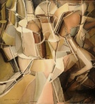 Marcel Duchamp Passage from Virgin to Bride 1912 MoMA