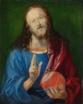 Albrecht Dürer Salvator Mundi ca 1505 Met New York