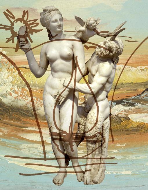 Jeff Koons Antiquity 1 2009 12 (Antiquity) artist