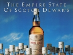Jeff Koons Empire State of Scotch Dewar's 1986 (Luxury & Degradation) priv Europe