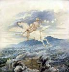 Karl Friedrich Schinkel Beuth on the Pegasus float and bubble making 1837