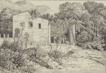 Karl Friedrich Schinkel Rural House in Sicily ca 1804 09 Berlin