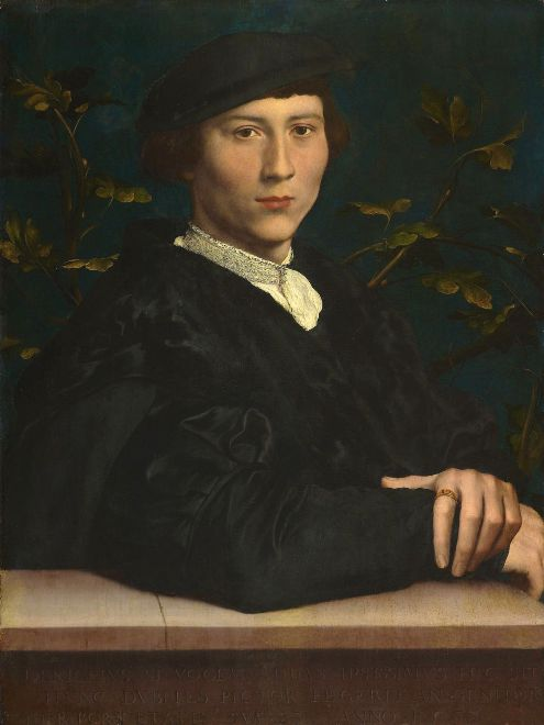 Hans Holbein the Younger Derich Born 1533 Windsor