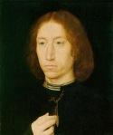 Hans Memling Portrait of a Man ca 1480 Windsor