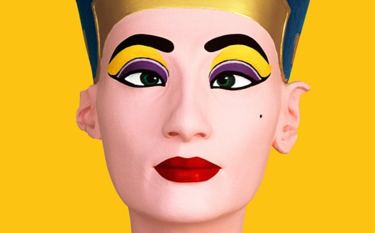 Hans-Peter Feldmann Bust of Nefertiti 2012