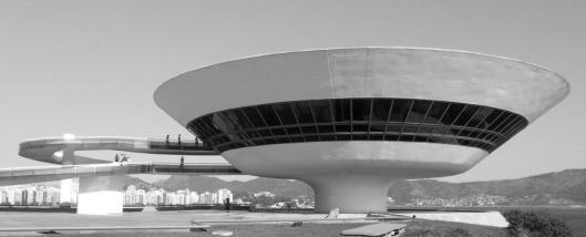 Oscar Niemeyer Museu de Arte Contemporânea de Niterói MAC 1996