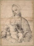 Raphael Madonna with Pomegranate ca 1504 Albertina Rafael