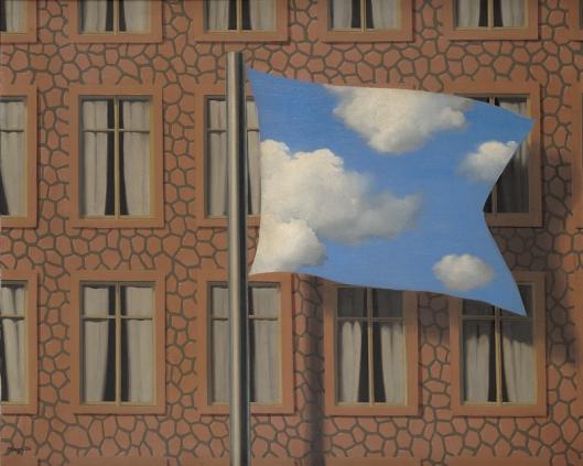 René Magritte Summer (L'Été) 1931 Musée d'Ixelles Brussels