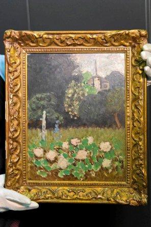 Henri Matisse Le Jardin 1920 Moderna Museet