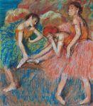 Edgar Degas Dancers ca 1898 Fondation de l'Hermitage Lausanne