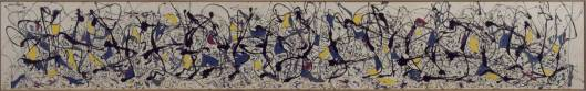 Jackson Pollock Summertime Number 9A 1948 Tate