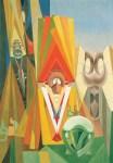 Max Ernst Feast of the Gods 1948 mumok Vienna