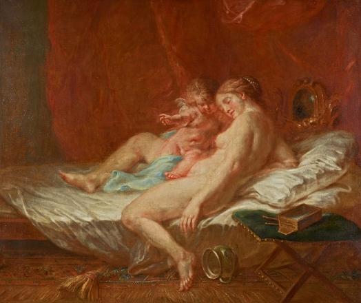 Martin Johann Schmidt Venus and Cupid 1788 Belvedere Vienna