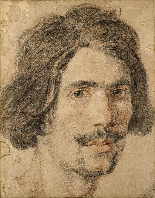 Gian Lorenzo Bernini Self-Portrait ca 1625 30 Ashmolean Museum Oxford