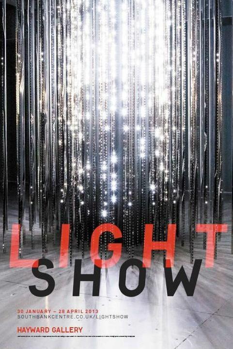 Light Show poster London
