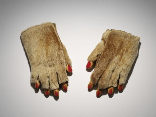 Meret Oppenheim Fur Gloves 1936 Ursula Hauser Collection Switzerland