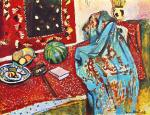 Henri Matisse Still Life with Red Carpet 1906 Musée de Peinture et Sculpture Grenoble