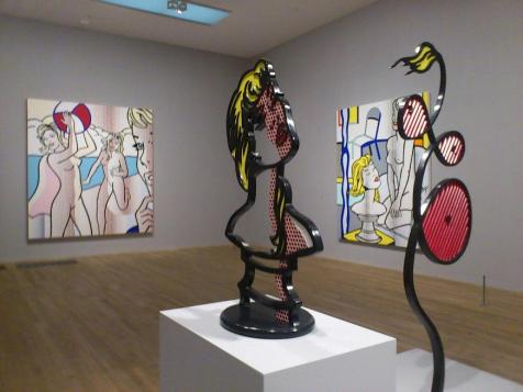 Roy Lichtenstein Tate Modern artdone