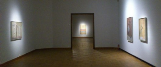 Mark Rothko exhibition National Museum in Warsaw room 2
