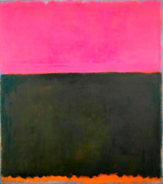 Mark Rothko Untitled 1953 NGA