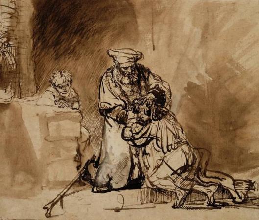 Rembrandt Teylers Museum Haarlem