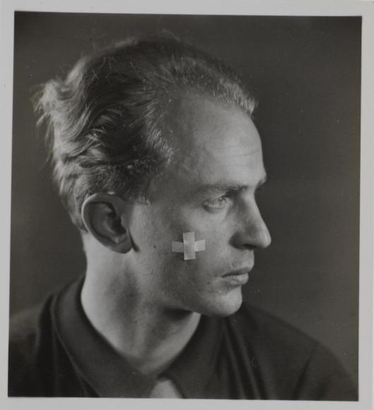 Wols Self Portrait 1932 33