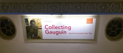 Collecting Gauguin Samuel Courtauld in the '20s exhibition London