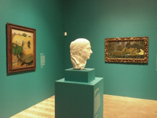 Collection Gauguin Samuel Courtauld in the '20s London 2013 artdone