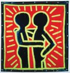 Keith Haring Untitled 1982 priv