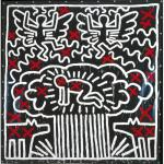 Keith Haring Untitled, 1982 priv