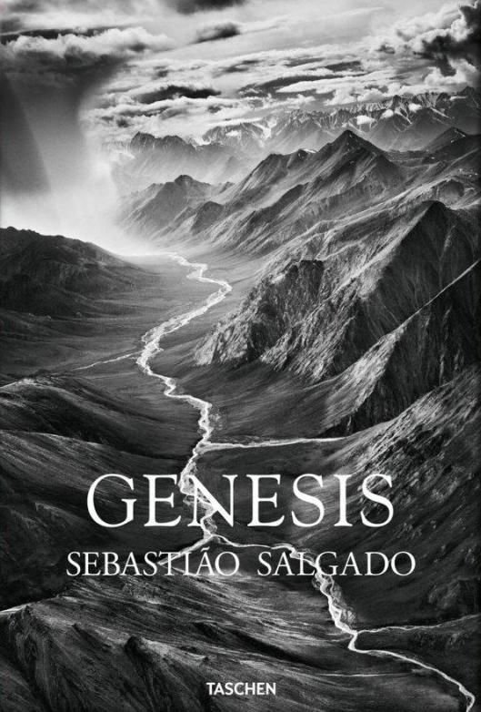 Sebastiao Salgado Genesis album cover book