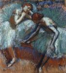 Edgar Degas Two Dancers ca 1898 Ny Carlsberg Glyptotek Copenhagen