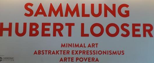 Sammlung Hubert Looser Zurich artdone