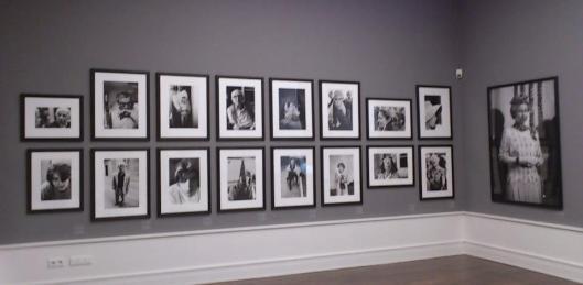 François-Marie Banier Porträts exhibition Berlin artdone