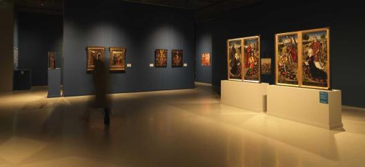 The heritage of Rogier van der Weyden. Painting in Brussels 1450-1520 exhibition 2013