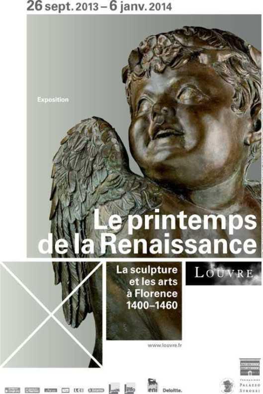 Le printemps de la Renaissance La sculpture et les arts à Florence 1400-1460 poster