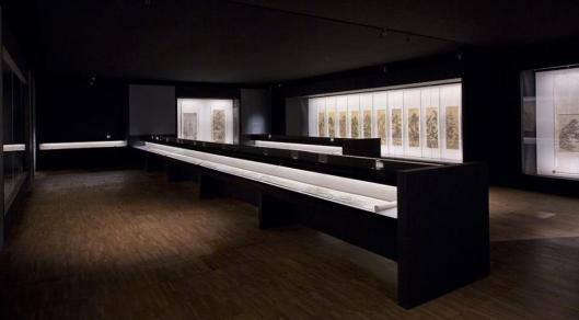 Masterpieces of Chinese Painting 700-1900 exhibition Victoria and Albert Museum London