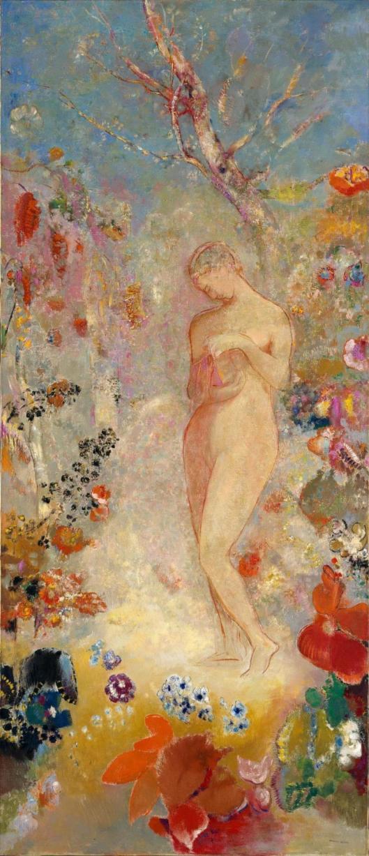 Odilon Redon Pandora ca 1914 Met