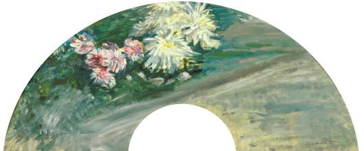 Edouard Manet Chrysanthemum 1881 Museum of Modern Art Ibaraki