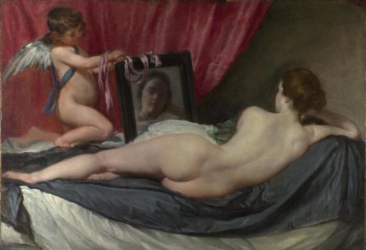 Diego Velazquez Toilet of Venus Rokeby Venus ca 1647 51 NGL London
