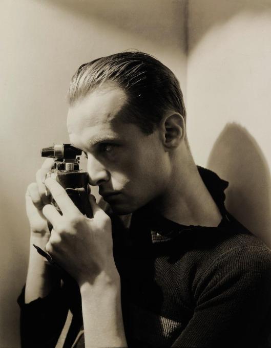 George Hoyningen-Huene Henri Cartier-Bresson New York 1935