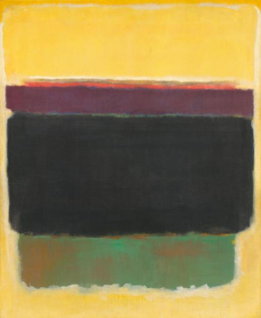 Mark Rothko Untitled 1949 NGA Washington