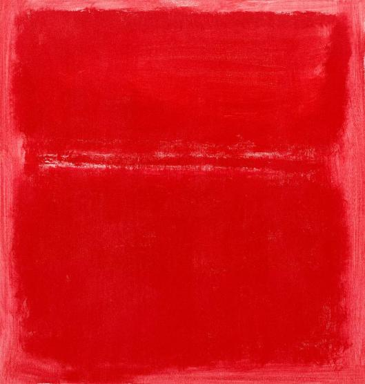 Mark Rothko Untitled 1970 NGA Washington