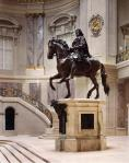 Andreas Schlüter Monument to the Great Elector on horseback Bode Museum Berlin
