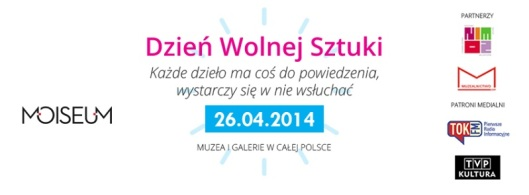 Dzien Wolnej Sztuki 2014